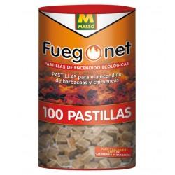 PASTILLA ENCENDIDO FUEGO 100 U