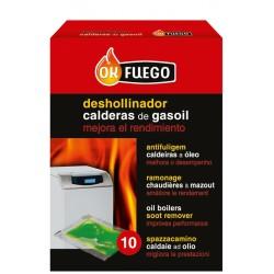 DESHOLLINADOR CALDERAS GASOIL